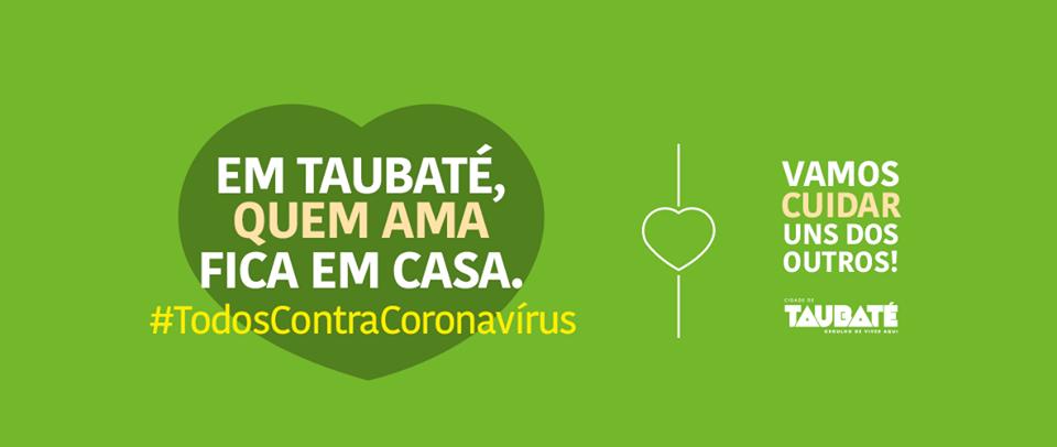 COVID-19: FIQUEM EM CASA!