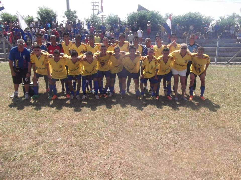 Campeões do Campeonato Juvenil