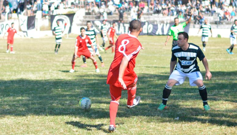 XV faz três, vence o Atlético Tremembé na estreia