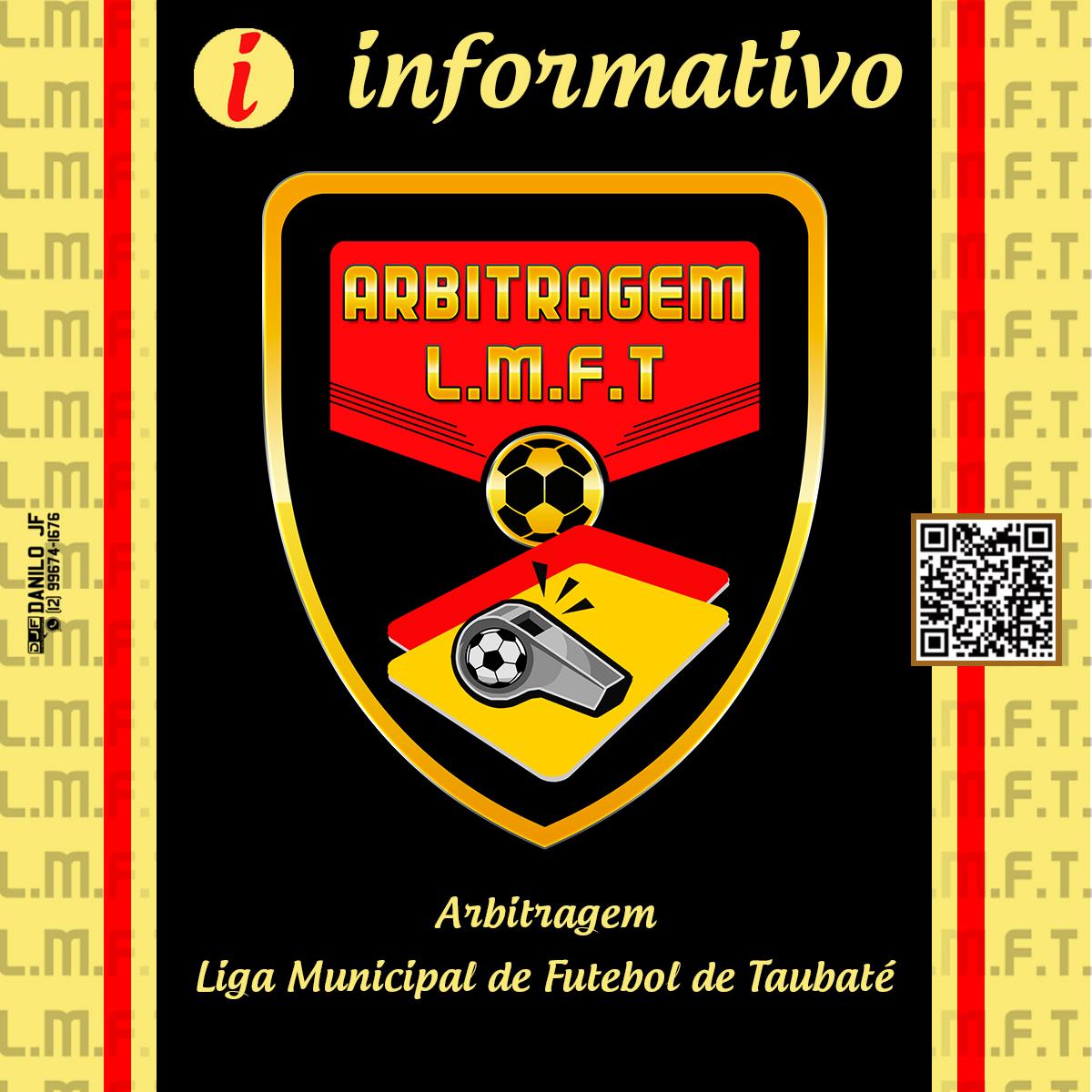 LMFT lança logo oficial da Arbitragem